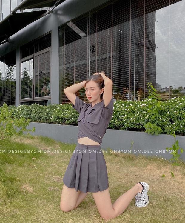 Nhìn Seo Ye Ji ăn diện khoe eo nhỏ siêu thực, các nàng cũng tăm tia được ngay set đồ matching tôn eo hack dáng - Ảnh 6.