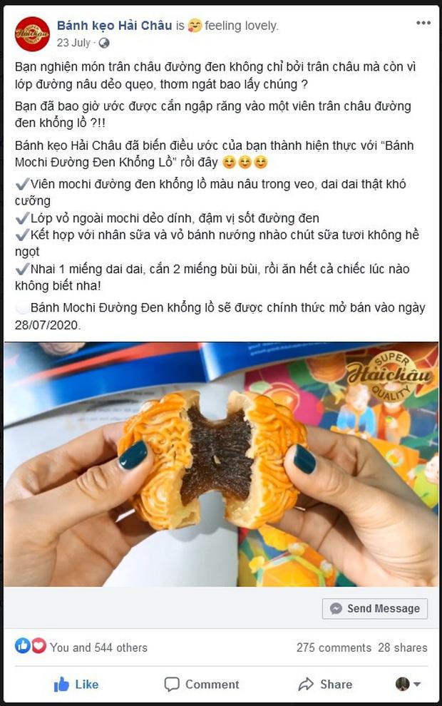 Ăn thử bánh Trung thu nhân mochi đường đen Made in Vietnam: Vỏ thân quen, ruột là lạ, ngon thật nhưng đặc sắc thì chưa - Ảnh 1.