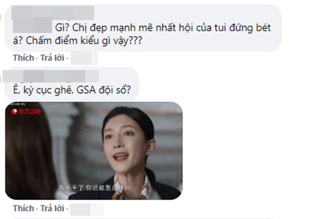 Fan Trung chấm điểm 3 chị đẹp 30 Chưa Phải Là Hết: Giang Sơ Ảnh mà đội sổ á? - Ảnh 8.