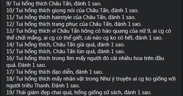 """5 lý do """"dở người"""" khiến phim Trung bị điểm xấu Douban: Quá cay chồng tồi 30 Chưa Phải Là Hết nên đánh 1 sao  - Ảnh 19."""