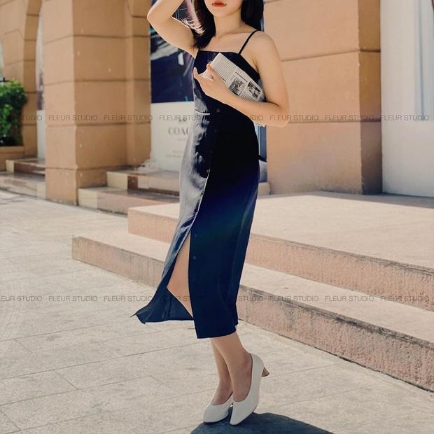 """Diện váy na ná Park Min Young, Lia (ITZY) mix đồ ngầu hẳn nhưng liệu có sang xịn hơn nữ hoàng """"dao kéo""""? - Ảnh 6."""