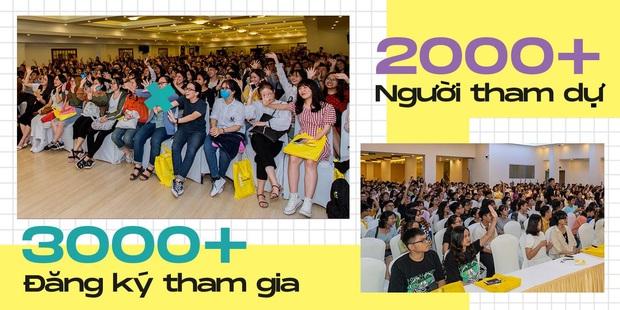 The IELTS Expo 2020 khép lại hoành tráng tại Hà Nội - Ảnh 3.