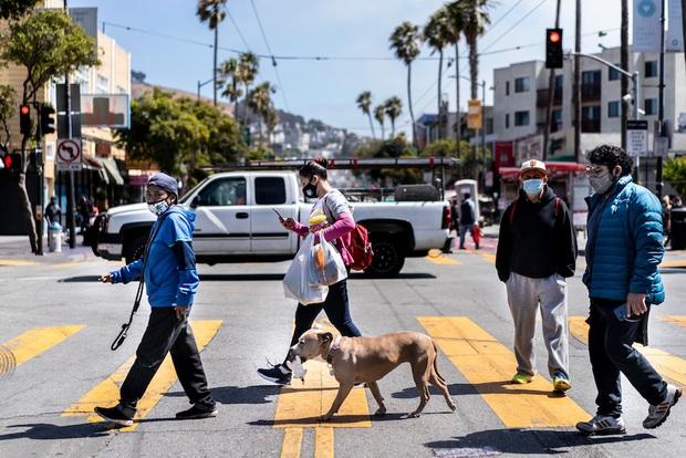 Bi kịch San Francisco - Hình mẫu chống dịch của Mỹ giờ phải ngậm ngùi với bài học xương máu: Tự mãn trước đại dịch chính là tự sát - Ảnh 3.