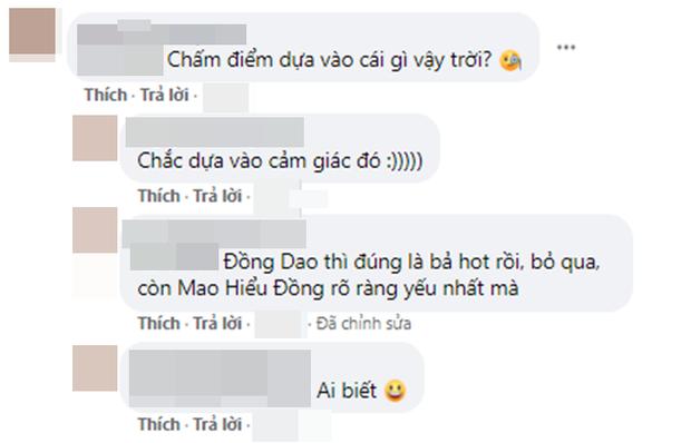Fan Trung chấm điểm 3 chị đẹp 30 Chưa Phải Là Hết: Giang Sơ Ảnh mà đội sổ á? - Ảnh 9.