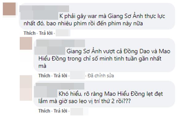 Fan Trung chấm điểm 3 chị đẹp 30 Chưa Phải Là Hết: Giang Sơ Ảnh mà đội sổ á? - Ảnh 10.