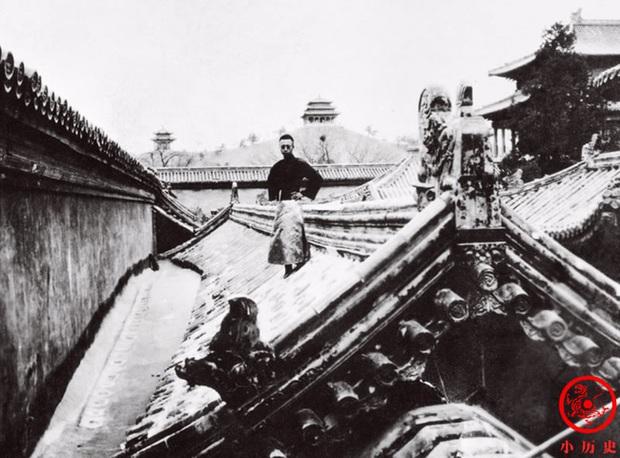 Loạt ảnh khắc họa toàn bộ cuộc sống của gia đình Hoàng đế nhà Thanh cuối cùng: 3 thế hệ chung sống dưới 1 mái nhà và những câu chuyện ít người biết - Ảnh 1.
