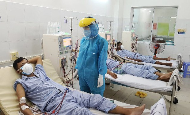 Tỉ lệ bệnh nhân COVID-19 tử vong ở Đà Nẵng không phản ánh độc lực của virus - Ảnh 1.