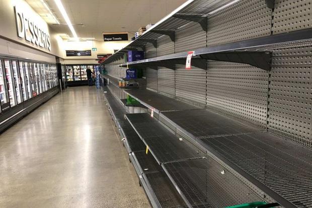 Bang Victoria (Australia) đối mặt với nguy cơ thiếu thực phẩm do Covid-19 - Ảnh 1.