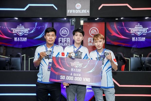 Chiến thắng nghẹt thở trên chấm phạt đền, DIH Esport F4 trở thành tân vương của FIFA Online 4 Việt Nam - Ảnh 5.