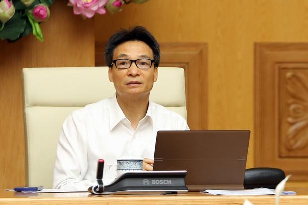 Phó Thủ tướng kêu gọi tất cả người dân, trước hết là các bạn trẻ hãy sử dụng công nghệ để phòng, chống dịch bệnh - Ảnh 1.