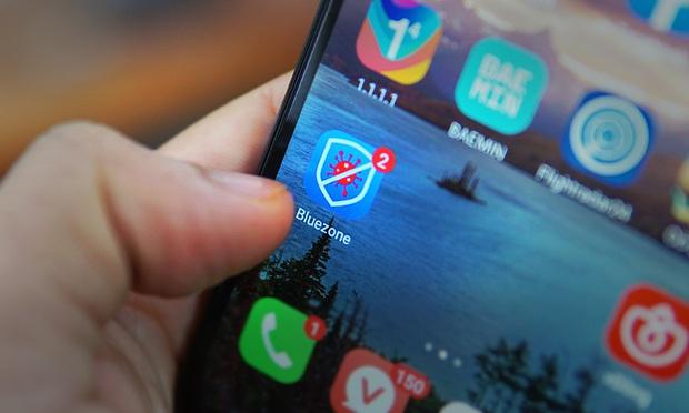 Ứng dụng Bluezone: Radar dò tìm, giúp bảo vệ người dùng và cả cộng đồng trong cuộc chiến chống lại Covid-19 - Ảnh 3.