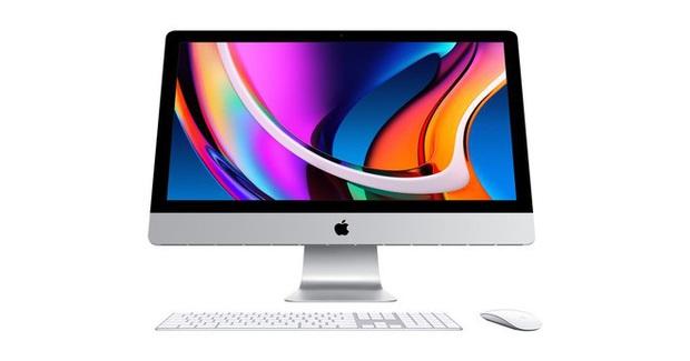 Apple ra mắt iMac 27 inch mới: Thiết kế không đổi, chip Intel thế hệ 10, webcam 1080p, giá từ 1.799 USD - Ảnh 1.