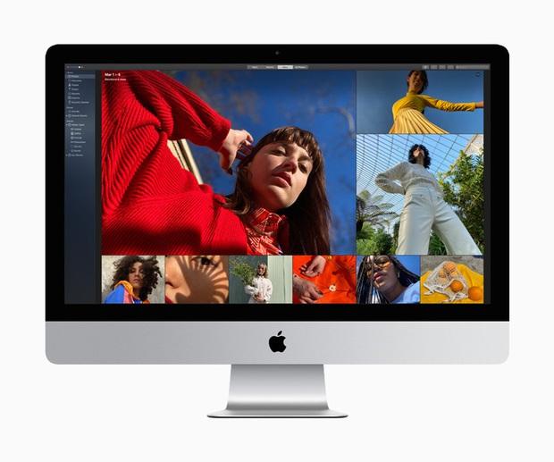 Apple ra mắt iMac 27 inch mới: Thiết kế không đổi, chip Intel thế hệ 10, webcam 1080p, giá từ 1.799 USD - Ảnh 2.
