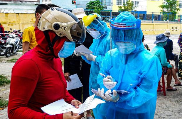 Gia đình 4 người nhiễm Covid-19 tại Đà Nẵng có mở nhóm trẻ 11 cháu tại nhà - Ảnh 1.