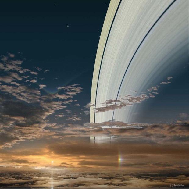 Mặt Trời trông như thế nào nếu nhìn từ các hành tinh khác trong Thái Dương Hệ? - Ảnh 4.