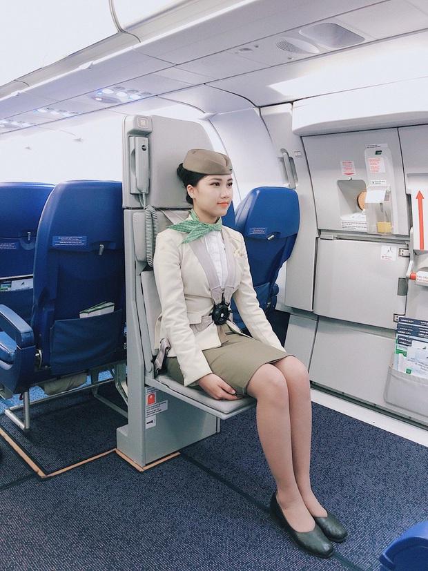 """Nữ tiếp viên hàng không xinh đẹp tiết lộ công việc trong mơ """"nhưng cái gì cũng có giá của nó - Ảnh 2."""