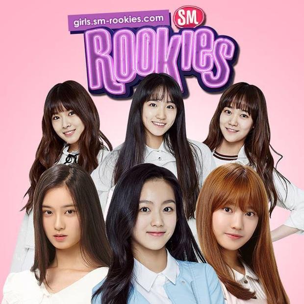 """Số phận thành viên """"hụt"""" của nhóm nữ mới nhà SM: Bản sao của Krystal về Trung vẫn trượt debut, thực tập sinh lâu năm nhất giờ là """"gà"""" Big Hit? - Ảnh 1."""