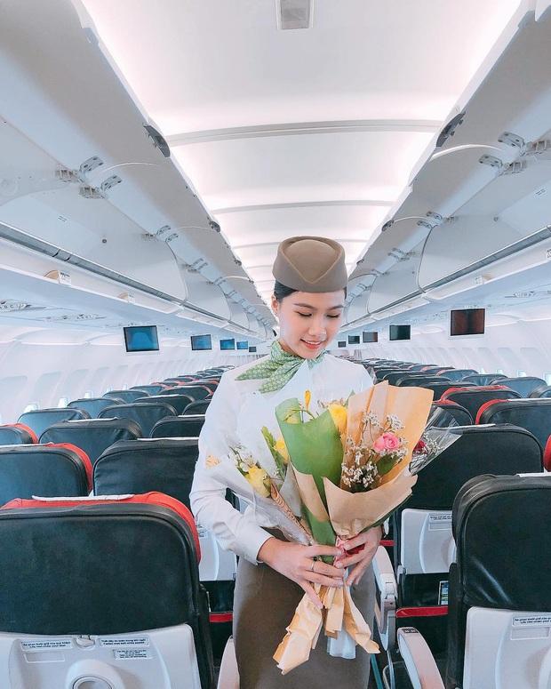 """Nữ tiếp viên hàng không xinh đẹp tiết lộ công việc trong mơ """"nhưng cái gì cũng có giá của nó - Ảnh 1."""