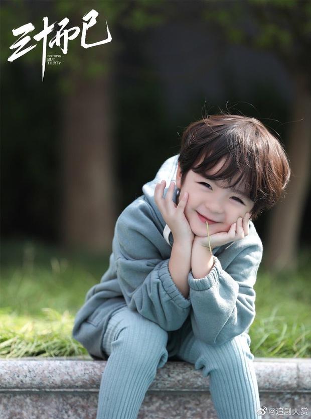 Chỉ một câu nói, con trai Cố Giai (30 Chưa Phải Là Hết) khiến ai nấy nghẹn lòng: Nếu bố mẹ ly hôn, con sẽ chọn bố để mẹ ở lại! - Ảnh 3.