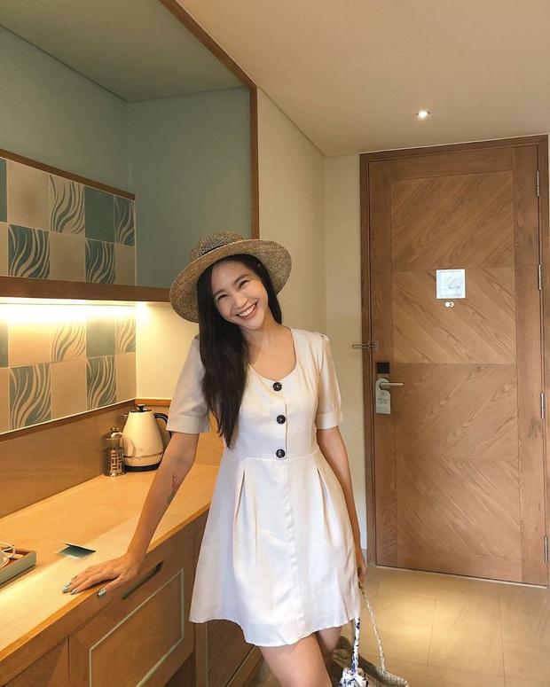 Irene xinh như tiểu thư quý tộc, át vía cả chị đẹp Son Ye Jin khi diện chung váy - Ảnh 8.