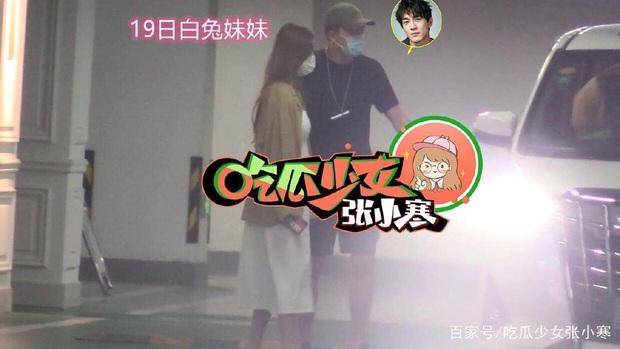 Vừa comeback Lâm Canh Tân đã dính phốt bắt cá hai tay, netizen gay gắt: Không có cửa đóng Sở Kiều Truyện 2 nha! - Ảnh 4.