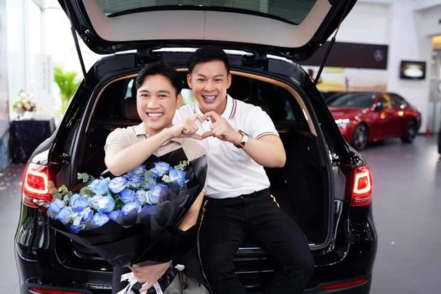 Người yêu đồng giới chơi lớn, tặng Don Nguyễn xế hộp khủng kỉ niệm 10 năm yêu nhau: Thật sự đáng ghen tỵ! - Ảnh 5.