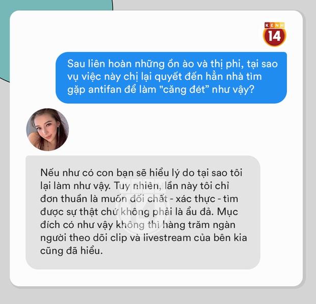 Phỏng vấn nóng Lưu Đê Ly về vụ ẩu đả ở Hàng Buồm: Vợ chồng tôi đã vướng phải vụ hành hung được chuẩn bị kỹ càng từ trước - Ảnh 9.