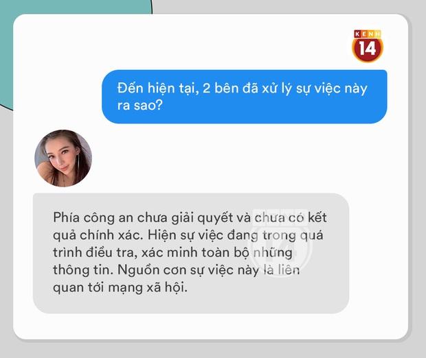 Phỏng vấn nóng Lưu Đê Ly về vụ ẩu đả ở Hàng Buồm: Vợ chồng tôi đã vướng phải vụ hành hung được chuẩn bị kỹ càng từ trước - Ảnh 10.