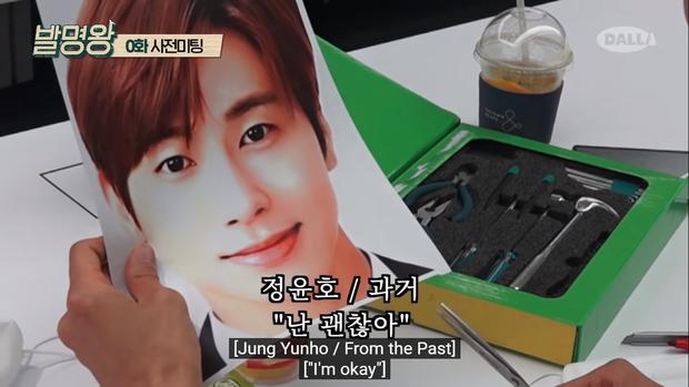 Yunho (DBSK) làm khẩu trang handmade: Chưa biết hiệu quả đến đâu nhưng chức năng giải trí có thừa! - Ảnh 7.