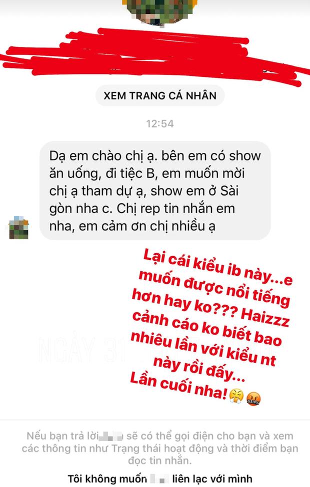 Quỳnh Thư phản ứng khi bị gạ đi mời rượu trá hình: Em có muốn được nổi tiếng không? - Ảnh 2.