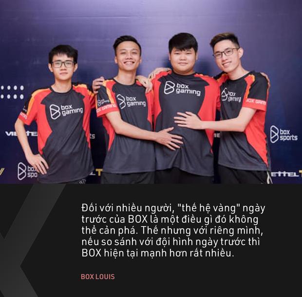 Phỏng vấn nhà vua PUBG Mobile Việt Nam: Nếu để so sánh với đội hình ngày trước thì BOX Gaming hiện tại mạnh hơn rất nhiều - Ảnh 8.