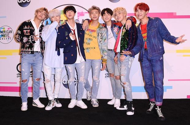 BTS là nghệ sĩ Kpop duy nhất diễn ở 4 lễ trao giải âm nhạc lớn nhất nước Mỹ, Knet khen hết lời nhưng cũng chẳng ngạc nhiên - Ảnh 7.