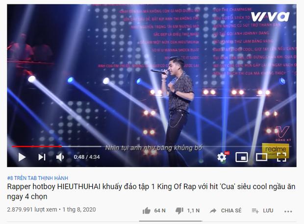 Động thái của rapper trai đẹp HIEUTHUHAI làm rộ lên nghi vấn sẽ trở thành nghệ sĩ độc quyền tiếp theo của M-TP Talent? - Ảnh 2.