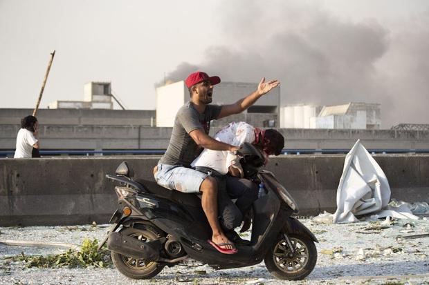 Lebanon và câu chuyện tình người nở rộ: Giữa thảm họa, người dưng cũng hóa người thương - Ảnh 4.