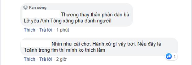 Xem clip Lã Thanh Huyền đánh ghen ở hậu trường Tình Yêu Và Tham Vọng, netizen lắc đầu: Dân công sở mà vậy à? - Ảnh 6.