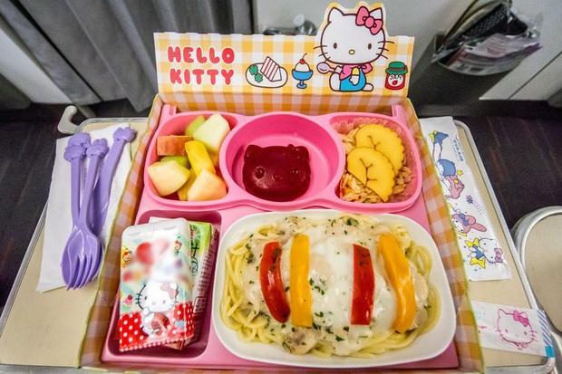 Máy bay chủ đề Hello Kitty chính thức cất cánh trong Ngày của Cha, có điều hành khách sẽ… không đi đến đâu cả - Ảnh 5.
