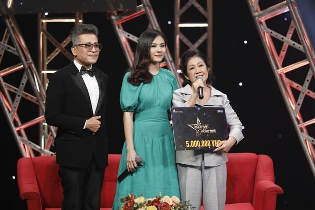 Vân Trang bật khóc khi chia sẻ về 4 năm ngừng diễn sau khi sinh con - Ảnh 5.