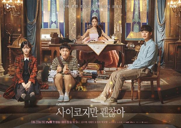 4 giả thuyết cái kết Điên Thì Có Sao: Mẹ Seo Ye Ji vẫn còn sống, giám đốc Sang In là gián điệp ngầm? - Ảnh 1.