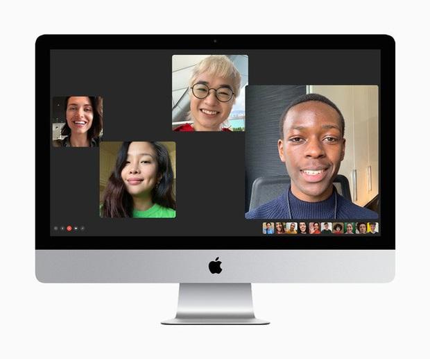 Apple ra mắt iMac 27 inch mới: Thiết kế không đổi, chip Intel thế hệ 10, webcam 1080p, giá từ 1.799 USD - Ảnh 3.