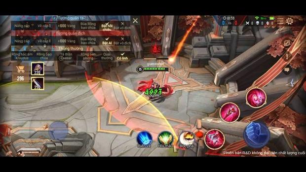 Tướng mới Dextra quá bá đạo, có thể quẩy ngay trong Tế đàn đối phương và đi ra dễ như chơi - Ảnh 5.