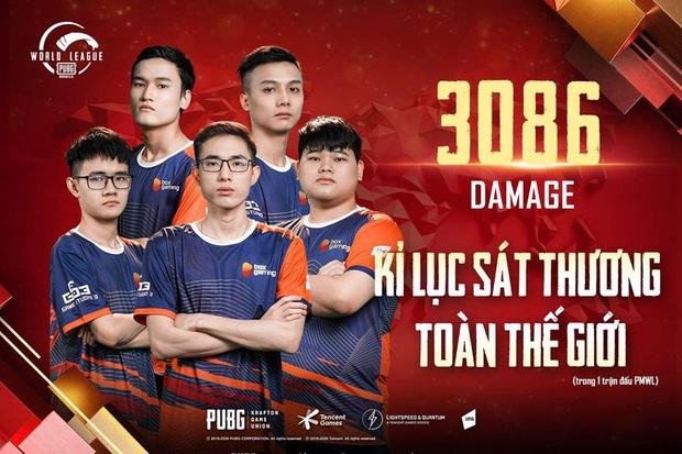 Nhìn lại những kỷ lục của PUBG Việt Nam tại giải PUBG Mobile thế giới khiến fan quốc tế trầm trồ, thán phục  - Ảnh 6.