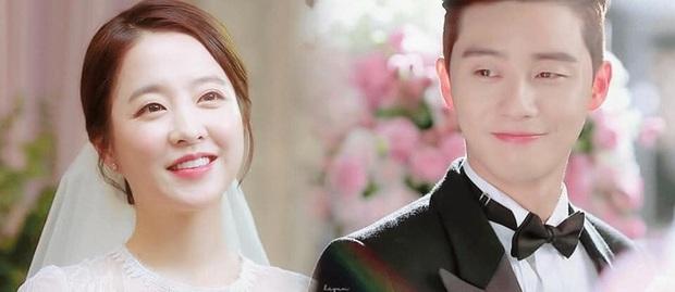 Nghe tin Park Seo Joon với Park Bo Young nên duyên vợ chồng, chưa chi fan đã rần rần ghép ảnh cưới! - Ảnh 2.