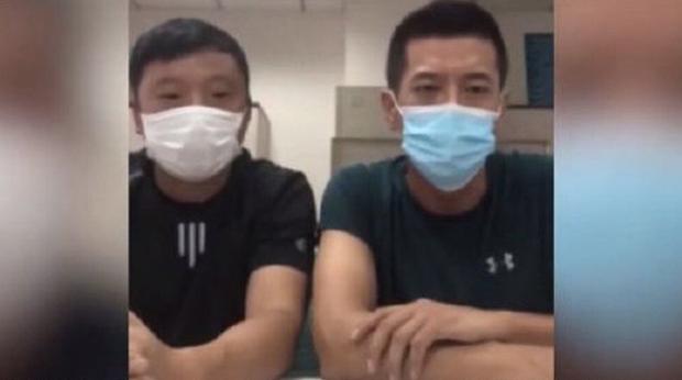 BLV bóng đá Trung Quốc bị sa thải sau khi cảm ơn Covid-19 vì đã lây nhiễm khiến cầu thủ đối phương phải nghỉ thi đấu - Ảnh 2.