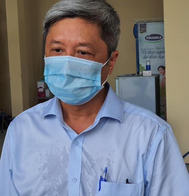 Thứ trưởng Bộ Y tế: 10 ngày tới là đỉnh dịch, người dân cần nghiêm túc chấp hành những khuyến cáo - Ảnh 1.