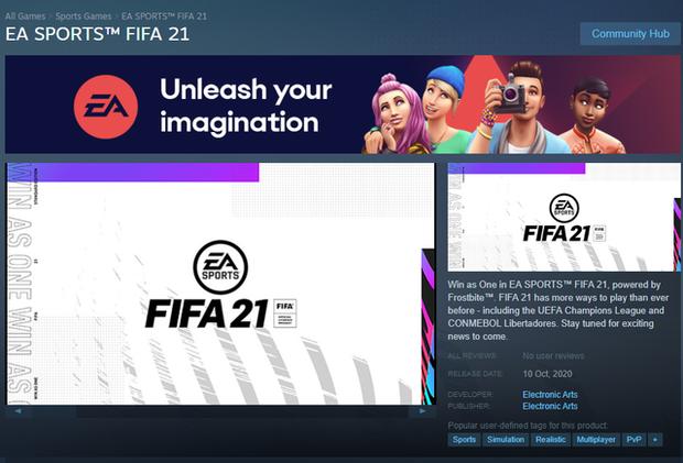 FIFA 21 ra mắt trailer gameplay cực đỉnh, game bóng đá hay nhất năm là đây chứ đâu - Ảnh 1.