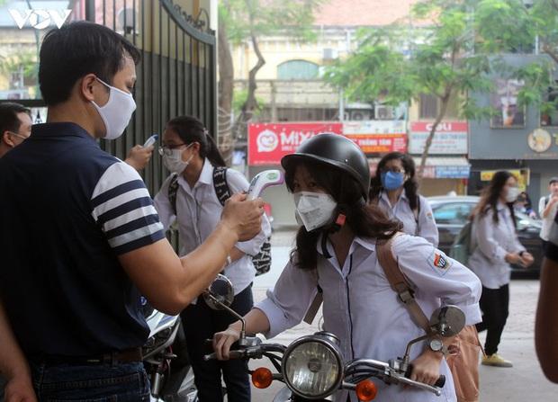 Hà Nội yêu cầu đảm bảo an toàn khi thi Tốt nghiệp THPT mùa dịch Covid-19 - Ảnh 1.