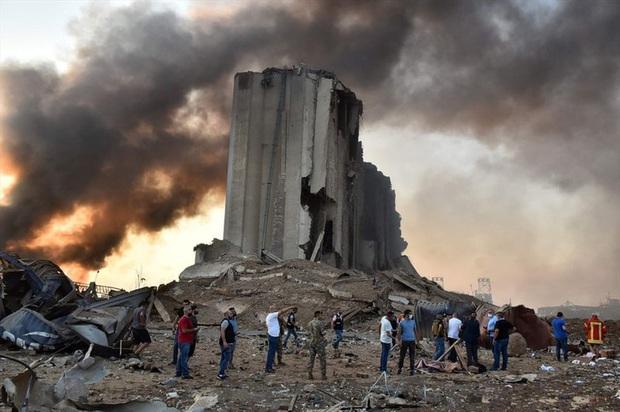 Lebanon dự báo con số thương vong trong vụ nổ ở Beirut còn tăng cao - Ảnh 1.