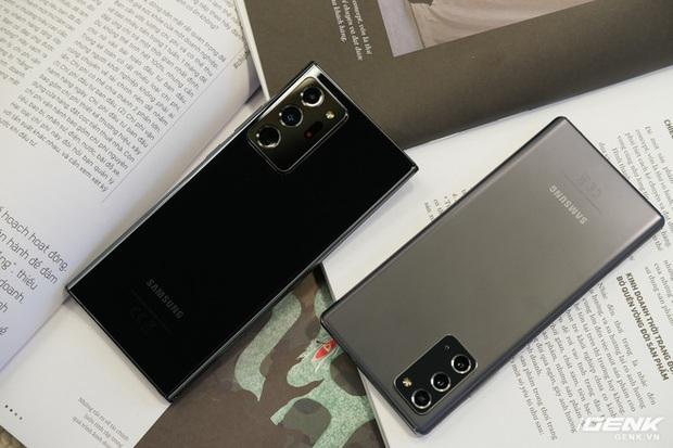 Trên tay Galaxy Note20/Note20 Ultra vừa ra mắt: Một cứng cáp, một mềm mại, màu đẹp xuất sắc, hợp cả nữ lẫn nam - Ảnh 26.