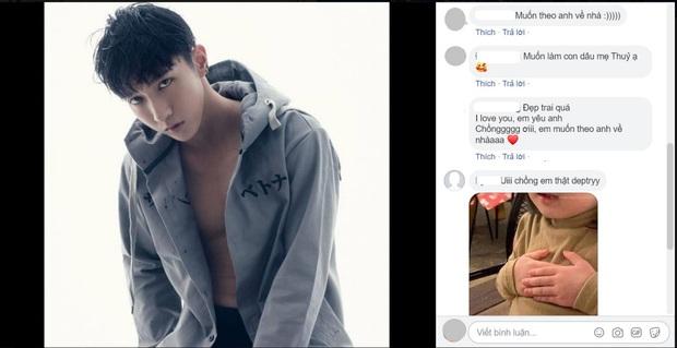 Hậu Rap Việt, Key (MONSTAR) cực hot trên page mỹ nam, fan nữ gào thét: Em muốn theo anh về nhà - Ảnh 3.