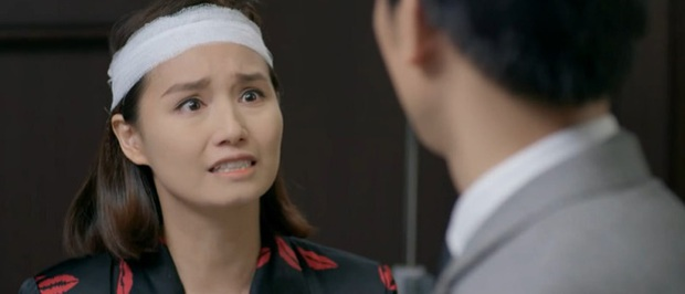 Tình Yêu Và Tham Vọng: Toàn dân hả hê xem cảnh Linh chủ động xin nghỉ việc sau khi... đánh nhau với Tuệ Lâm - Ảnh 5.